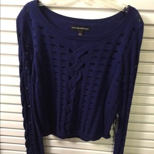 Small women's Rock and Republic sweater